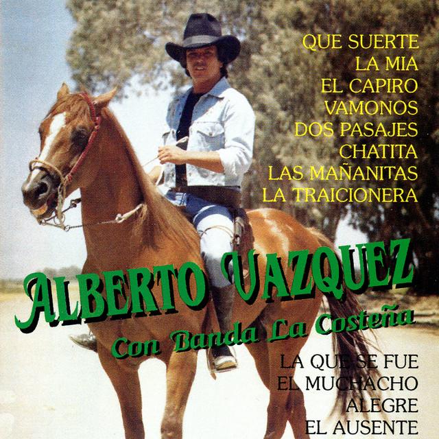 Alberto Vazquez Con Banda La Costeña