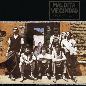 Maldita Vecindad y los Hijos del Quinto Patio Albumcover