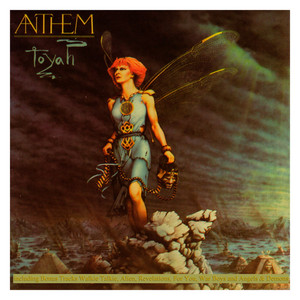 Toyah It's a Mystery cover