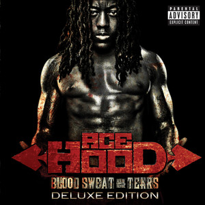 Ace Hood, Rick Ross, Lil Wayne Hustle Hard Remix cover
