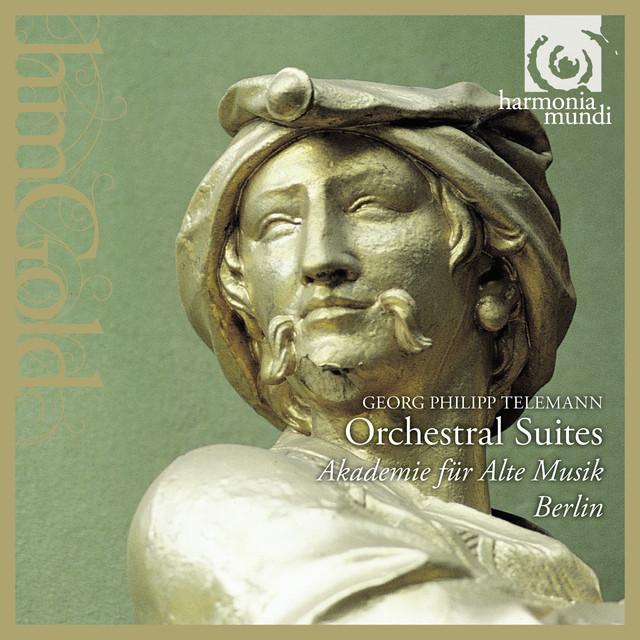 Telemann: Orchestral Suites