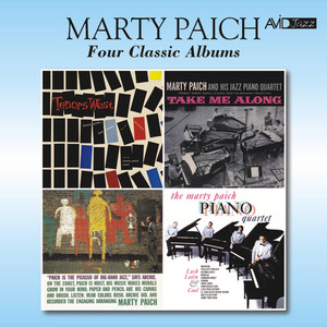 Four Classic Albums (Tenors West / Take Me Along / The Picasso of Big Band Jazz / Lush, Latin and Cool) [Remastered] album