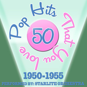 50s Pop Songs That You Love-1950-1955 Albumcover