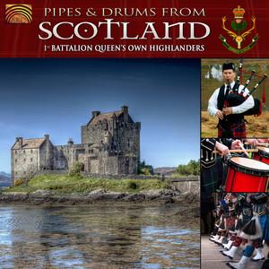 Pipes & Drums of Scotland Albümü