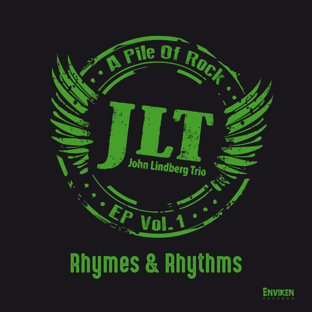 Rhymes & Rhythms - a Pile of Rock, Vol. 1 - EP