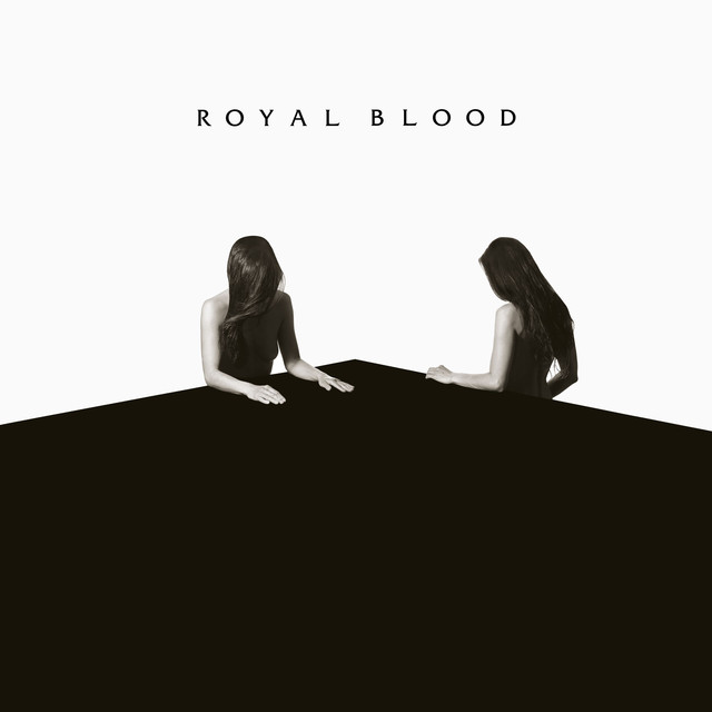 Album cover for How Did We Get So Dark? by Royal Blood