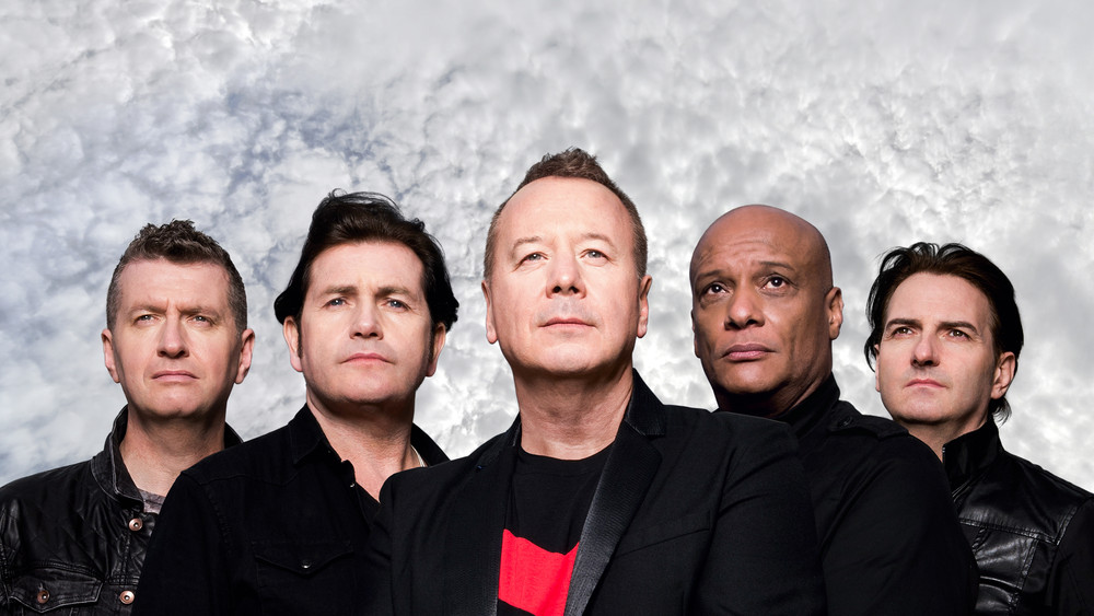 Simple Minds tickets and 2018  tour dates