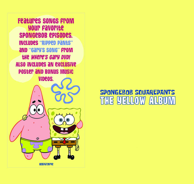 Spongebob Squarepants The Yellow Album By Various Artists On Spotify
