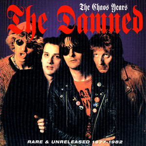 The Damned Stab You Back cover