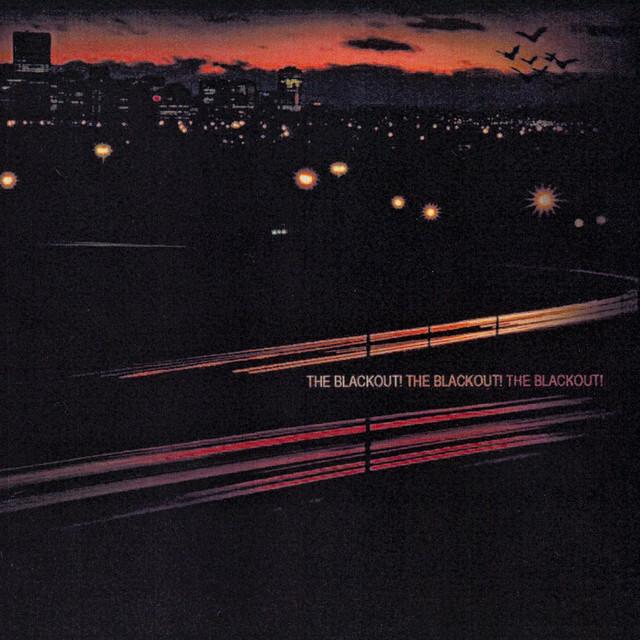 The Blackout The Blackout! The Blackout! The Blackout! album cover