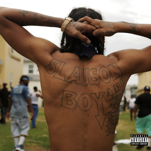 Album cover for Slauson Boy 2 by Nipsey Hussle