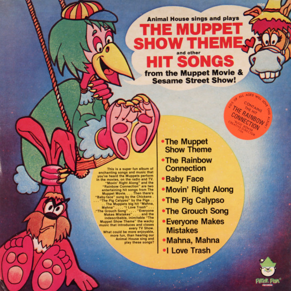 The Muppet Show Theme and Other Hit Songs by Animal House on