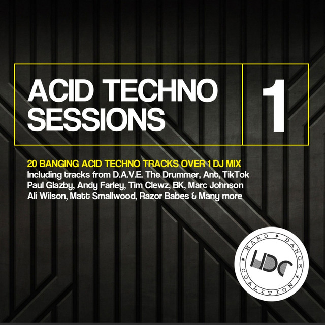 Don 39 t stop the groove original mix a song by andy for Acid techno music
