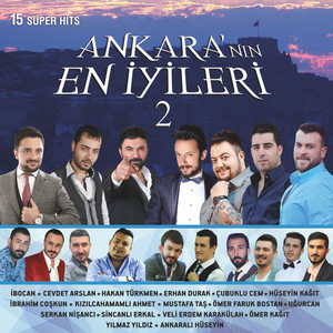Ankara'nın En İyileri, Vol. 2 (15 Super Hits) Albümü