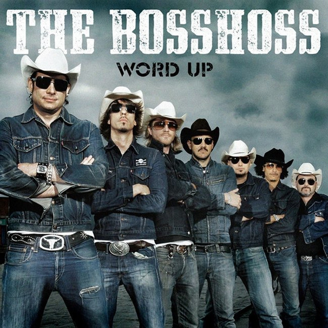 word up by the bosshoss on spotify. Black Bedroom Furniture Sets. Home Design Ideas