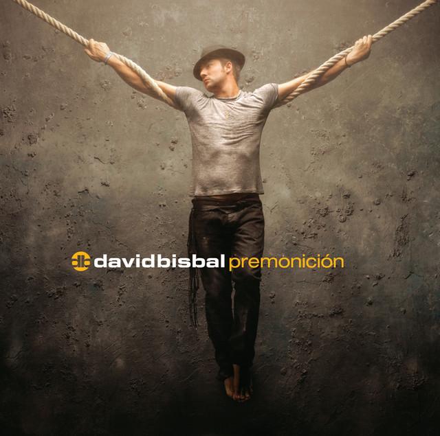 David Bisbal Premonición album cover