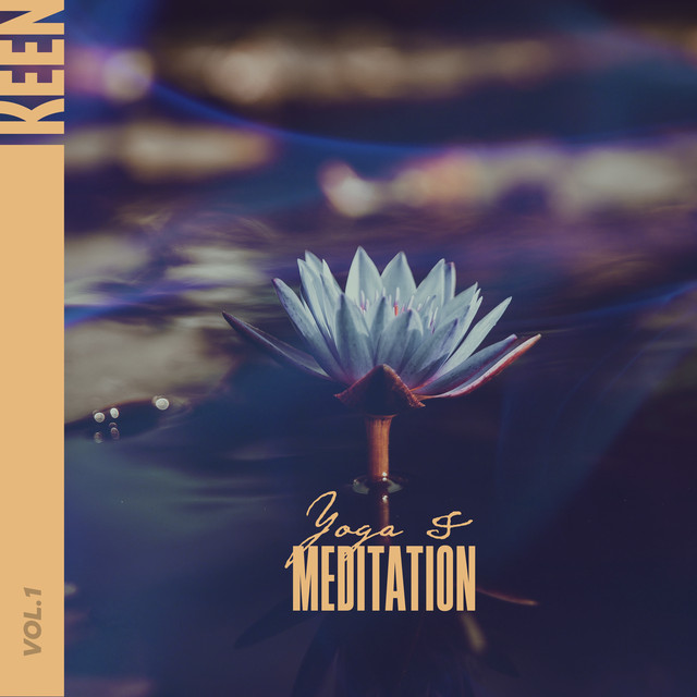 Album cover for KEEN: Yoga & Meditation Vol. 1 by Various Artists