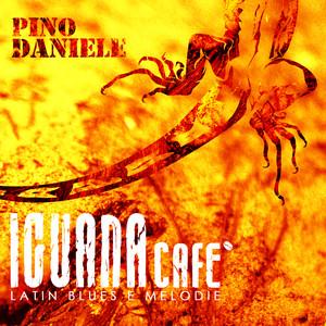 Iguana Cafe' (Latin Blues E Melodie) Albumcover