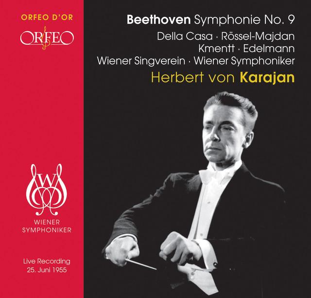 Beethoven: Symphony No. 9, Op. 125 (Live)