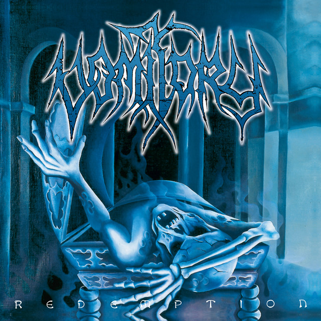 Album cover for Redemption (Bonus Edition) by Vomitory