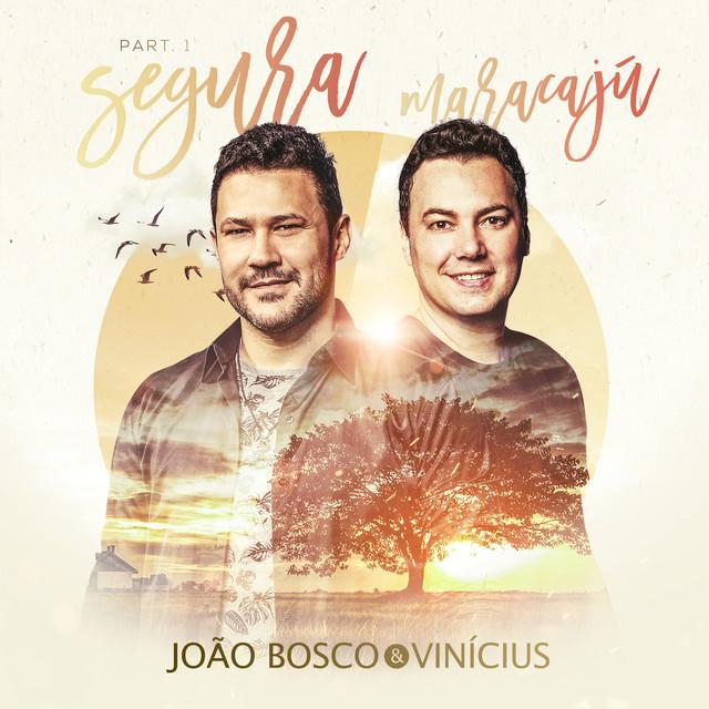 Album cover for Segura Maracaju, Pt. 1 by João Bosco & Vinicius