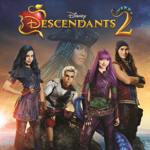 Dove Cameron, Sofia Carson, Cameron Boyce, Booboo Stewart, China Anne McClain, Mitchell Hope, Thomas Doherty, Dylan Playfair It's Goin' Down cover