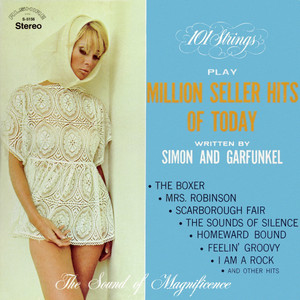 Play Million Seller Hits of Today Written by Simon and Garfunkel album