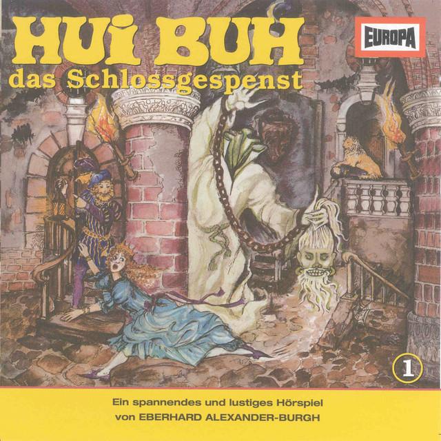 01 - Hui Buh das Schlossgespenst Cover