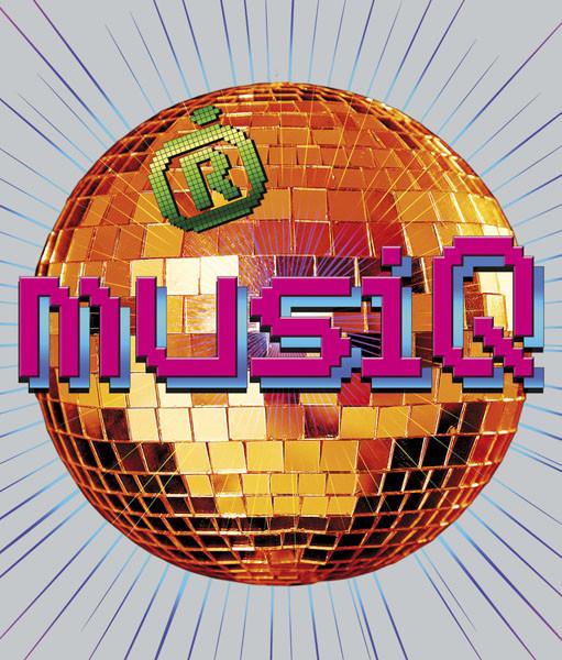 Orange Range musiQ album cover