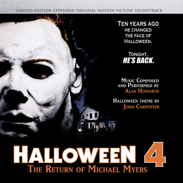 halloween 4 theme - Who Wrote The Halloween Theme Song