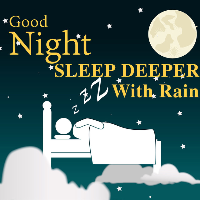 Sleep Deeper With Rain Albumcover