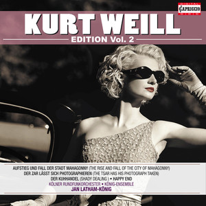 Kurt Weill: Complete Recordings, Vol. 2 album