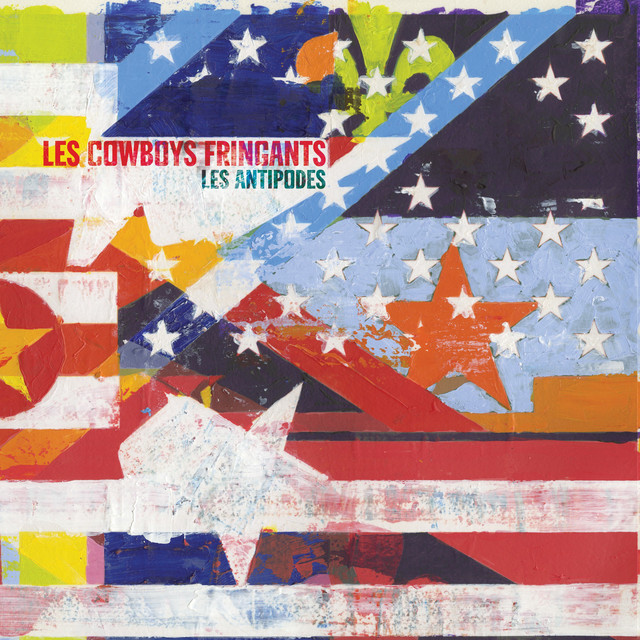 Album cover for Les antipodes by Les Cowboys Fringants