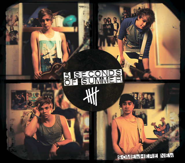 somewhere new by 5 seconds of summer on spotify