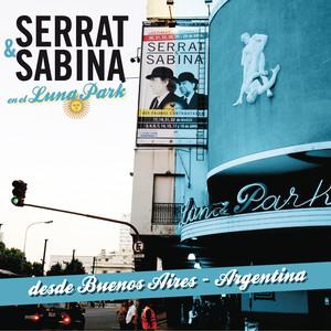 Joan Manuel Serrat, Joaquín Sabina De Carton Piedra - En El Luna Park - Argentina cover