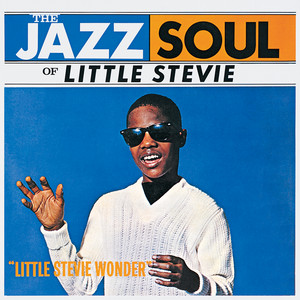 The Jazz Soul Of Little Stevie Albumcover