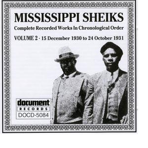 Mississippi Sheiks Vol. 2 (1930 - 1931) album