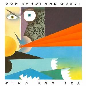 Wind And Sea Albumcover