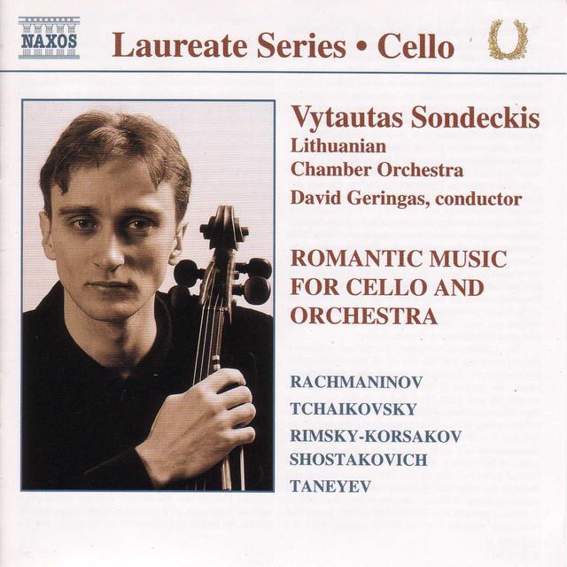 Ballade Op 25 A Song By Karl Davidov Vytautas Sondeckis