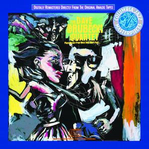 The Dave Brubeck Quartet I Feel Pretty cover