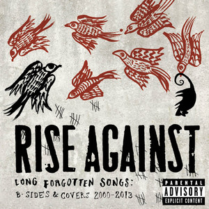 Long Forgotten Songs: B-Sides & Covers 2000-2013 Albumcover