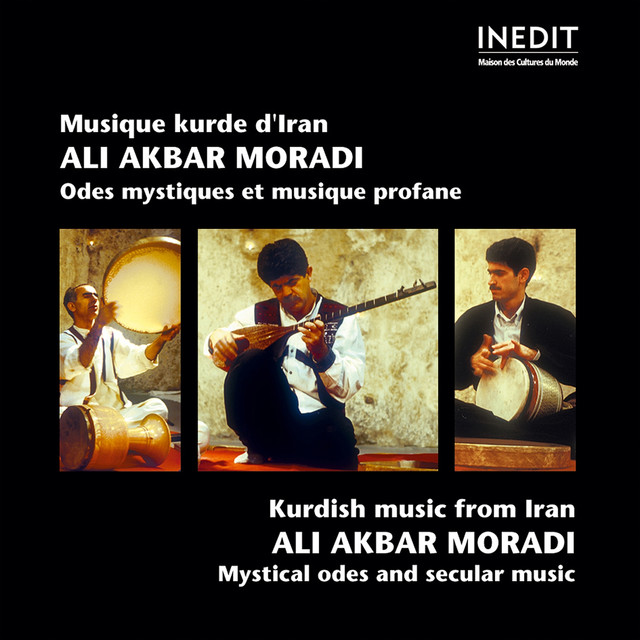 Musique Kurde D'iran. Ali Akbar Moradi. Kurdish Music From Iran. Ali Akbar Moradi