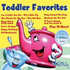 Toddler Favorites album