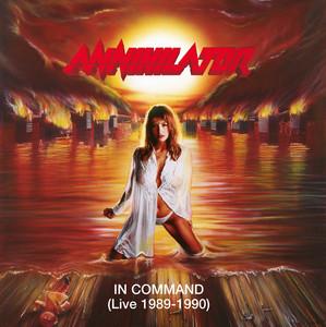 In Command: Live 1989-1990 album