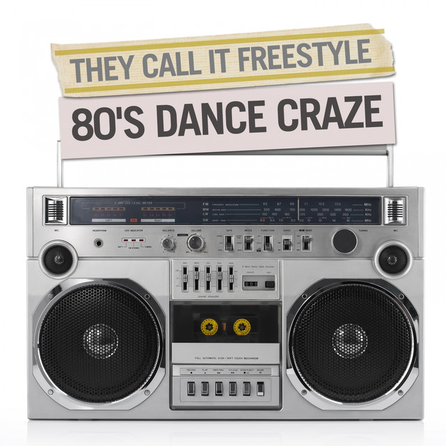 Various Artists They Called It Freestyle - 80's Dance Craze album cover