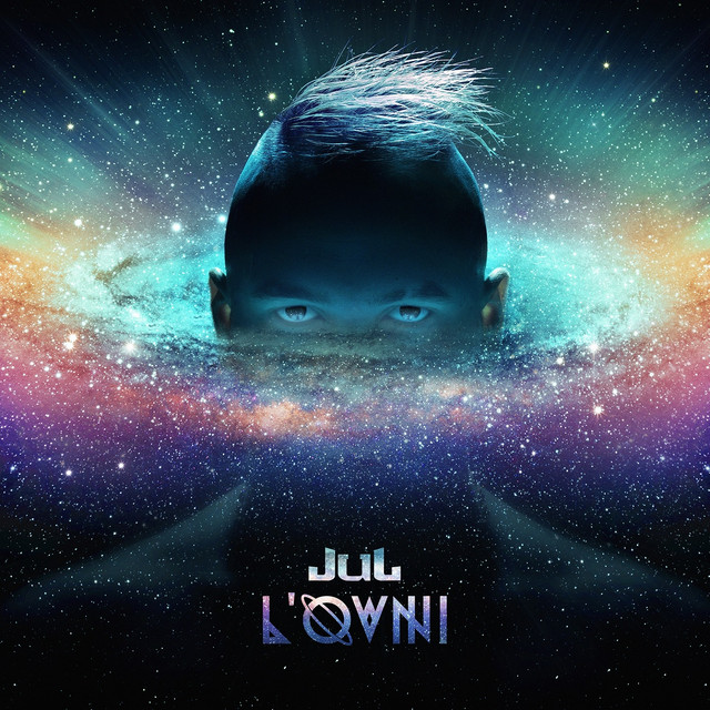 Album cover for L'ovni by Jul