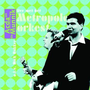 Live met het Metropole Orkest album