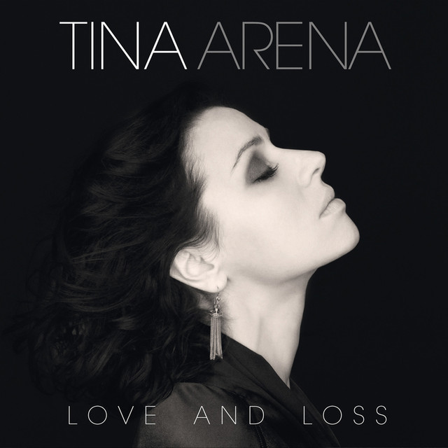 Tina Arena Love and Loss album cover