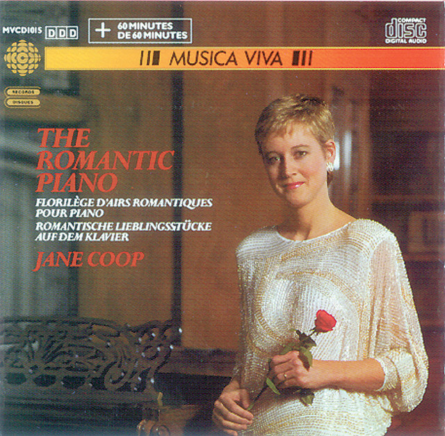 Romantic Piano (The), Vol. 1 Albumcover