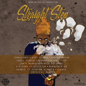 Straight Step Riddim album